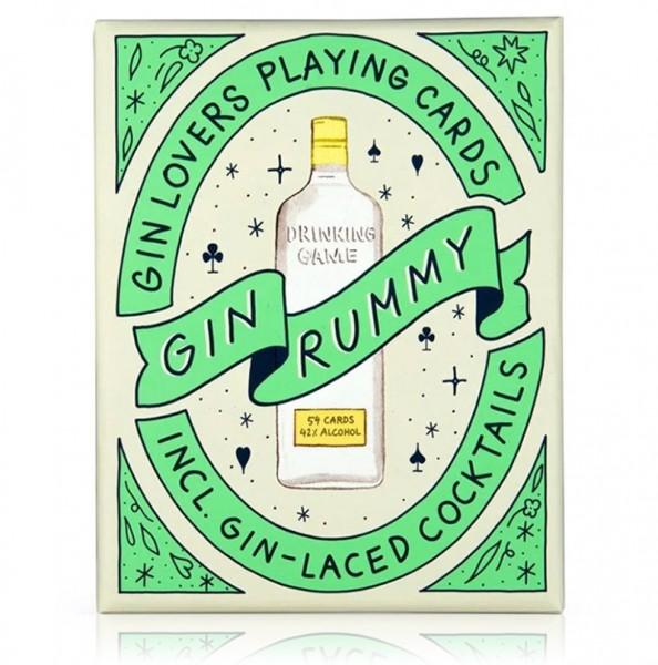 Spielkarten Gin Lovers Gin Rummy