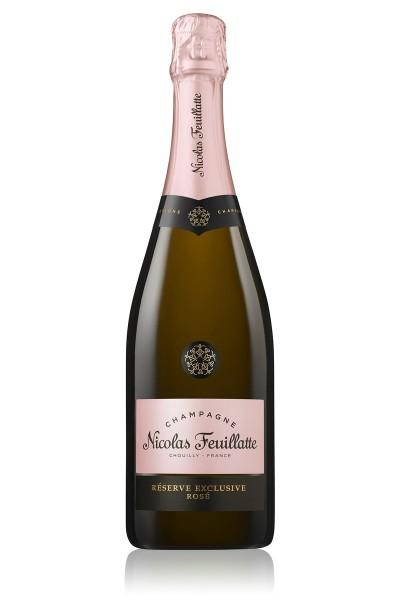 Nicloas Feuillatte Réserve Exclusive Brut Rosé