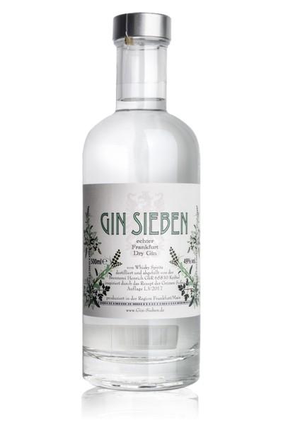 Gin Sieben Frankfurt Dry Gin