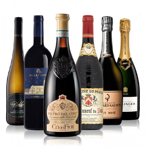 Weinpaket Spitzen-Weine International