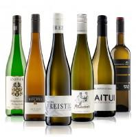 Weinpaket Weißweine duftig-fruchtig