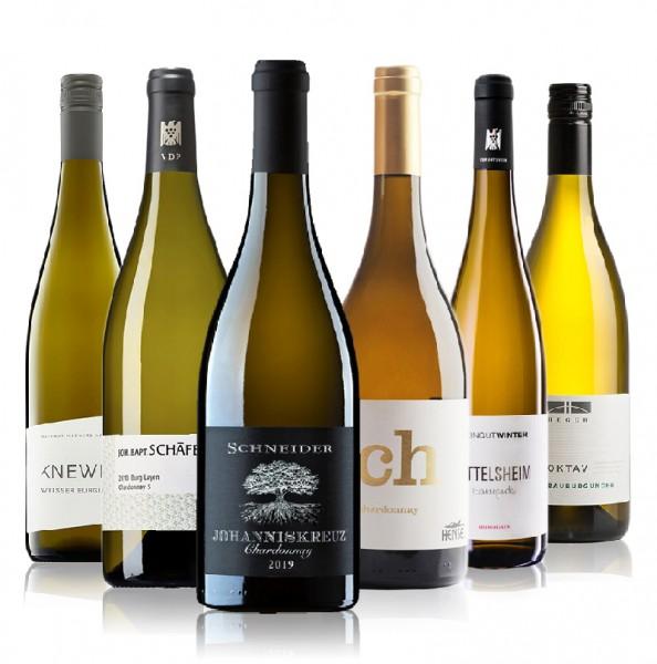 Weinpaket Chardonnay und Burgunder