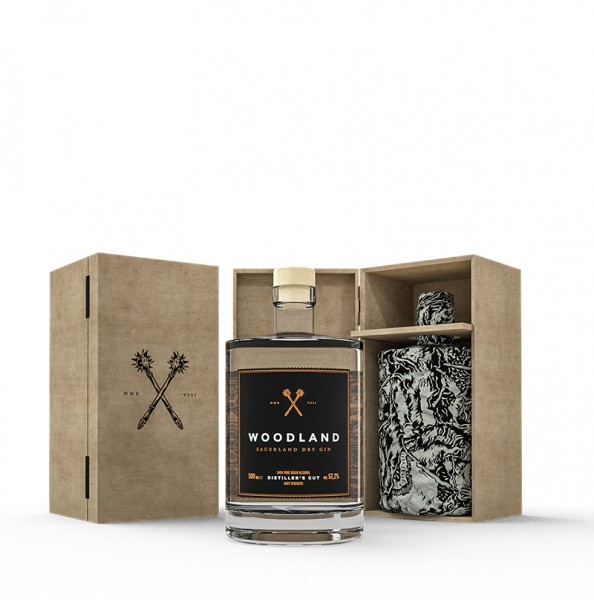 WOODLAND Gin Distillers Cut