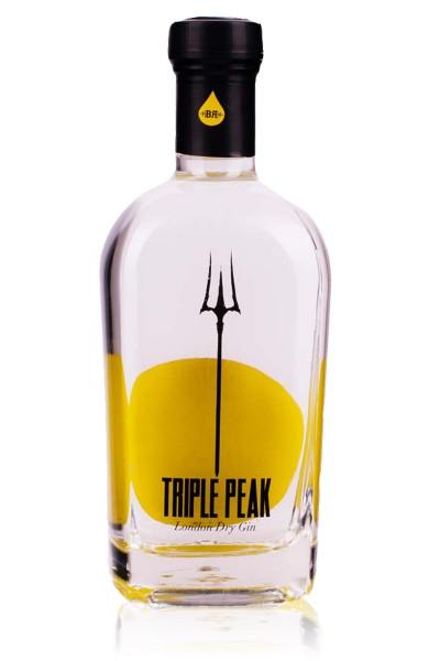 Triple Peak Gin