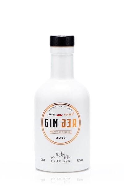 Ginger Gin Baby Bottle