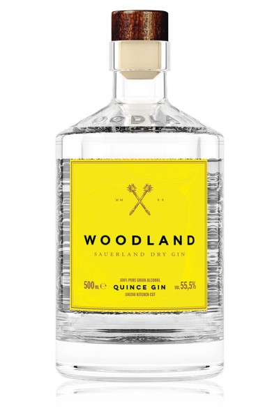 WOODLAND Quince Gin
