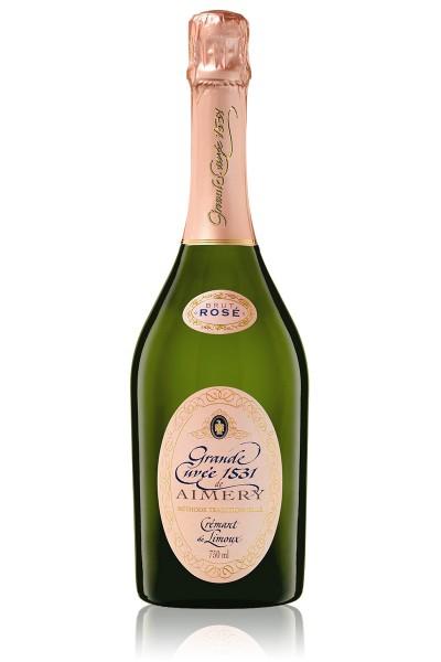 Rosé Crémant Grande Cuvée 1531 de Aimery