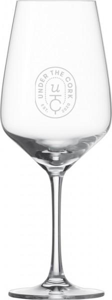 UnderTheCork Weisswein Glas