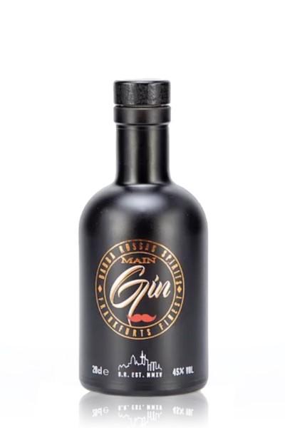 Main Gin Baby Bottle
