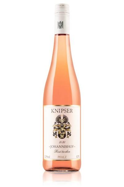 Rosé Johannishof Knipser